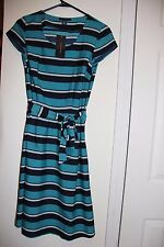 Tommy Hilfiger Womens Dress Stripe size XS- NWT