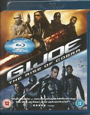 G.I. Joe - The Rise Of Cobra (Blu-ray, 2009) FREE SHIPPING