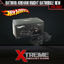 HOTWHEELS ELITE BLY30 1:43 BATMAN ARKHAM KNIGHT BATMOBILE
