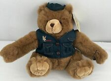 Eagle Claw Fishing Tackle Bernard The Fishing Bear 2006
