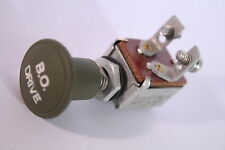 WILLYS MB/GPW/ Switch,Black Out Driving Light ,Assy Metal Knob New Made