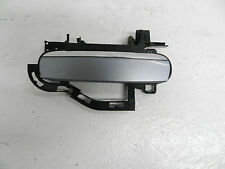 AUDI A6 2008 PASSENGER LEFT REAR DOOR HANDLE N/S/R REF38