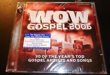 "New! ""WOW GOSPEL 2006"" 30 Of Year's Top Gospel Artists & Songs 2-CD 2006 SEALED"