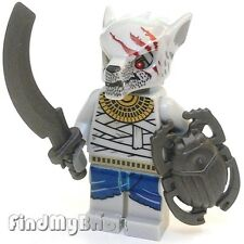 M090B Lego Egyptian War God Set or Anubis Warrior Custom Minifigure - Gray NEW