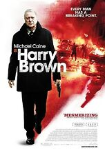 Harry Brown movie poster - 11 x 17 inches - Michael Caine poster