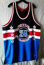 Philadelphia Street Ball Basketball Jersey #24 Multi-Color US Men's Size 56 B&T