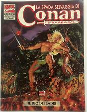 La spada selvaggia di Conan il barbaro Il dio dei ladri n.94 anno IX