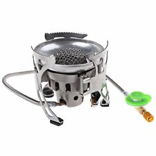 BRS - 15 Light Gas Quenching Furnace Cooker Outdoor Survival Kit AUS