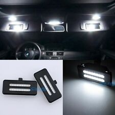Xenon White Error Free LED Vanity Mirror Lights For BMW E60 E61 E90 E91 E92 E70