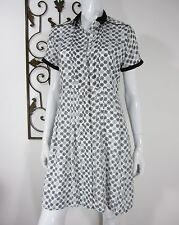 JASON WU FOR TARGET SHORT SLEEVE DRESS SIZE S, BLACK AND WHITE