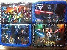 New hot 12pcs Star Wars children wallet Purses Party favor gift hot  CW71