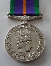 ACSM Full Size Medal, Military, Ribbon, Army, Old Version, Accumulated Campaign