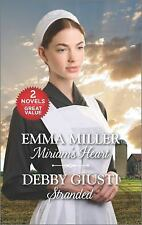 LOVE INSPIRED SERIES~by Emma Miller and Debby GiusI~AMISH