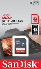 SanDisk Ultra 32gb 40MB/s SD Card SDHC Memory Card Class 10 32 GB FREE UK POST*