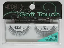Ardell Soft Touch Tapered Tip Lashes 154 Black