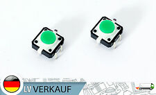 ! novedad! LED pulsador tactile button switch sonda verde para Arduino Raspberry Pi