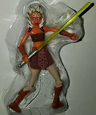 Star Wars AHSOKA TANO Figure Clone Wars Holocron Heist The Legacy Collection