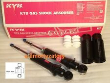 2x REAR SHOCK ABSORBERS TOYOTA CELICA (ZZT23_) 99-05 + Protection KIT KYB 341278