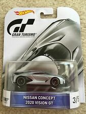 Hot Wheels 2016 Gran Turismo Nissan Concept 2020 Vision GT JDM Rare Special
