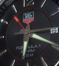 TAG HEUER MEN'S F1 FORMULA GRANDE WATCH 200 METER DIVING ALARM WAC111A