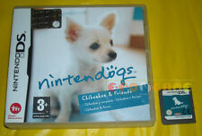 NINTENDOGS CHIHUAHUA & FRIENDS Nintendo Ds Versione Italiana »»»»» SENZA MANUALE