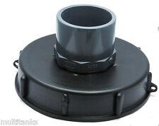 Couvercle Ø150mm pour cuve 1000L avec entrée PVC 63/75  eau de pluie arrosage