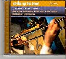 (FH860) Strike Up the Band, 17 tracks various artists - 1997 CD