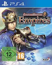 Dynasty Warriors 8 Empires Gebrauchtes PS4-Spiel