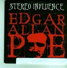 (CX714) Stereo Influence, Edgar Allen Poe - 2012 DJ CD