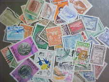 50 DIFFERENT GUATEMALA STAMP COLLECTION - LOT