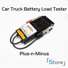 New Battery Load Tester 100 Amp Load Type 6V & 12V Car Truck Charging Test Set