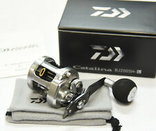 2015 NEW Daiwa CATALINA BJ 200SH-L (LEFT HANDLE) Bait (Jigging) Reel from Japan