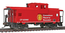 HO GAUGE-WALTHERS TRAINLINE-931-1525-CANADIAN PACIFIC RR--WIDE VISION CABOOSE