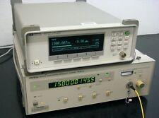 ANRITSU MF9630A 600-1600nm Optical Wavelength/Frequency Counter