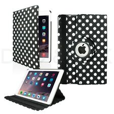 360 Rotating PU Leather Ultra Smart Case Cover Stand For Apple iPad Air / Air 2