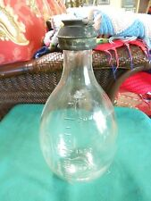 "Outstanding Antique ""MacBick"" Hospital BOTTLE ""Corning"" Wilmington, Mass....SALE"