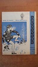 SCOUTISME / REVUE LOUVETEAU N° 4 FEVRIER 1960 - SCOUTS DE FRANCE