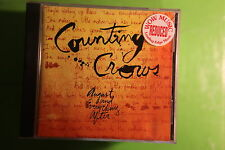 Counting Crows ‎– August And Everything After  - 1993 CD ALBUM