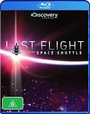 Last Flight Of The Space Shuttle (Blu-ray, 2012) Brand New & Sealed