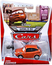 DISNEY WORLD OF CARS CORA COOPER RSN 5/8 2014 *NEW*