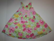 New Gymboree Easter Floral Party Dress Bow NWT Size 5T Easter Celebration Line