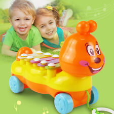 Baby Kids Musical Educational Animal Farm Piano Developmental Music Toy Gift