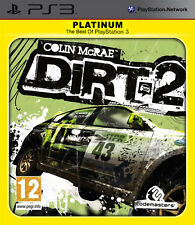 Dirt 2 ~ Ps3 Platinum (en Perfectas Condiciones)