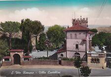 # S. VITO ROMANO: VILLA CASTELLINI