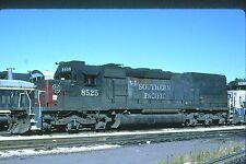 SP 8525 SD40T-2, Chicago, Il, 10/93; Kodachrome Original