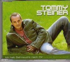 (BM214) Tommy Seiner, Ich Hab Sehnsucht Nach D- 2007 CD