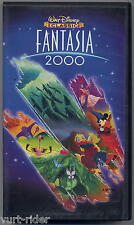FANTASIA 2000 classici Disney VS4846 2000 ottime condizioni - VHS 013