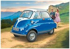 BMW Isetta 250 1/16 scale skill 3 Revell plastic model kit#7030