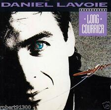CD audio.../...DANIEL LAVOIE.../...LONG COURRIER....../...