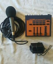 Boss VT1 Voice Changer Transformer Vocal Effect Processor